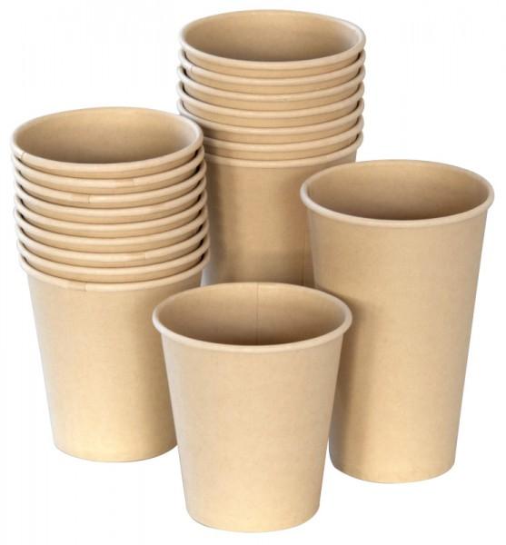 Einwegbecher aus Bambuspapier*