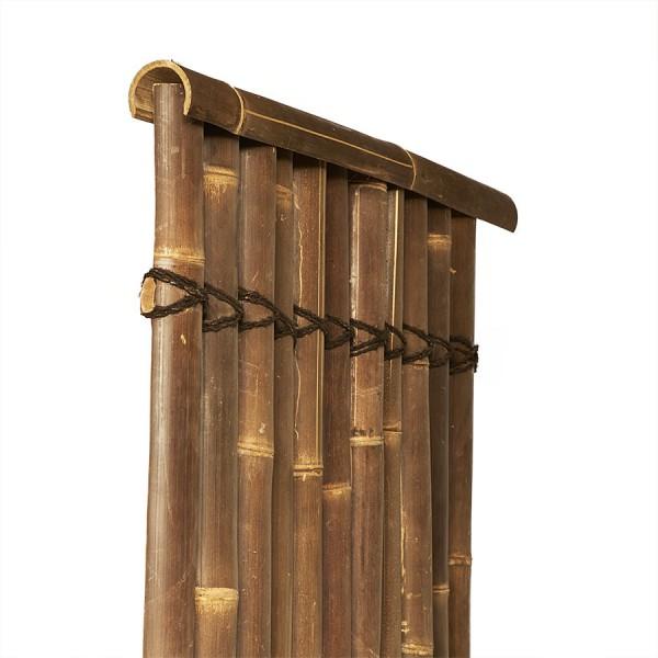 Kappe für Bambuszaun Wulung