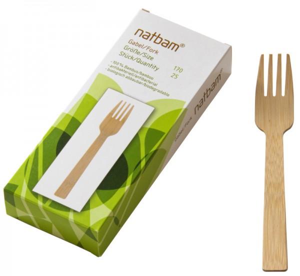 Bambusgabeln*