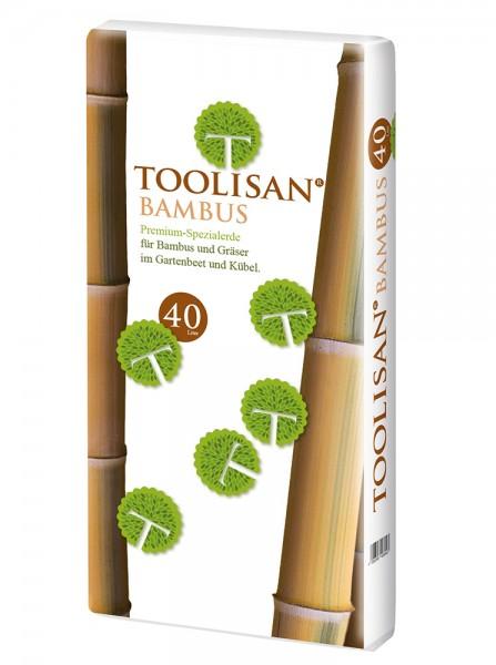 Bambuserde & Gräsererde Toolisan®