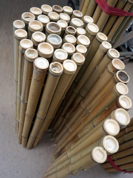 Bambusmatte-Sichtschutz